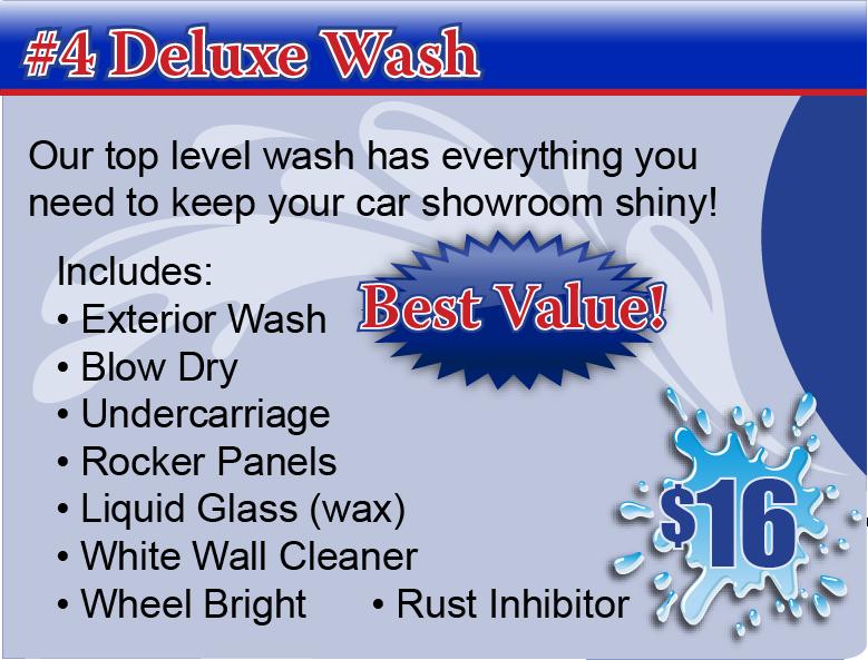 Deluxe Wash