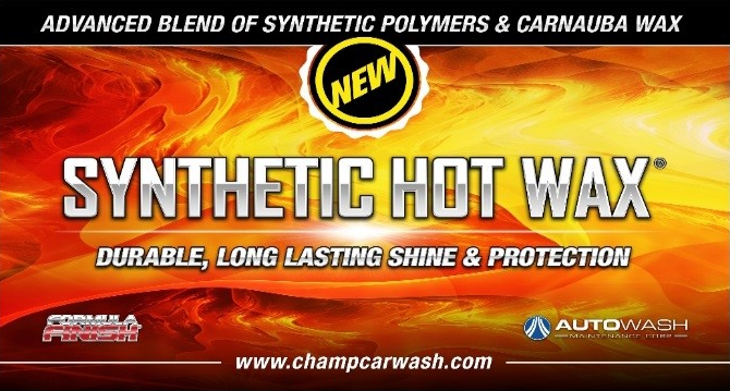 synthetic hot wax