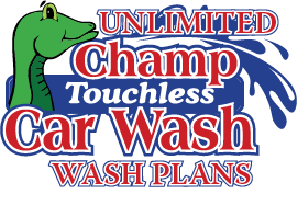 Champ Car Wash VIP Club Registration