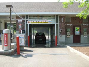 Laser Car Wash Burlington Vt